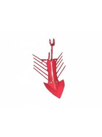 """Картофелевыкапыватель С2 (стойка 16мм, 1 отв.) 03.03.21.00.00 (ЗАО """"ВРМЗ"""")"""