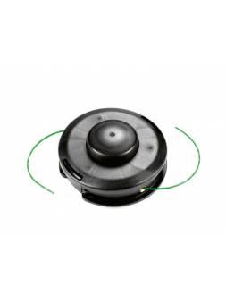 "Головка триммерная OLEO-MAC Tap & Go леска ф 2.0 мм полуавт. (, ф 130 мм, лев. резьба М8х1.25 ""мама"")"