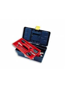 Ящик для инструмента пластмассовый 29x17x12,7см (с лотком) (TAYG)