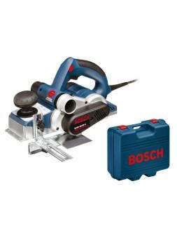 Рубанок электрический BOSCH GHO 40-82 C в чем. (850 Вт, шир. до 82 мм, глуб. до 4 мм)