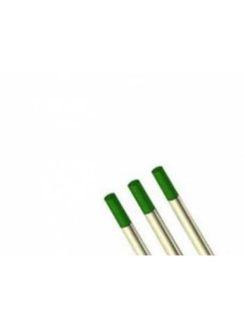 Электроды вольфрамовые зеленые AC, Ф2,4мм, 10шт TIG сварка (802236) (TELWIN)