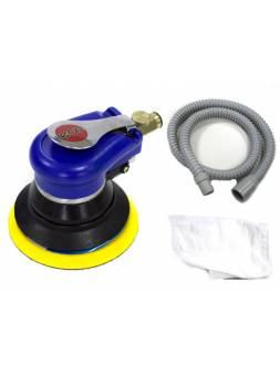 Пневмошлифмашина эксцентриковая ECO ASP10-150V с пылеотсосом (150мм, 10000 об/мин, 180 л/мин)