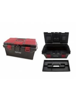 Ящик для инструмента пластмассовый 556х278х270ммTOPTUL (TBAE0401)