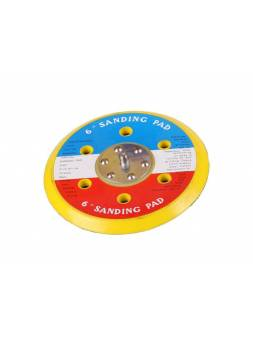 "Тарелка на липучке 10-150V мм., 6"" (для ASP10-150V) (ECO)"