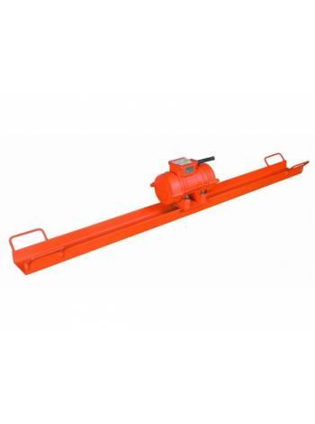 Виброрейка ЭВ-270А 4,2м (с вибратором ИВ99Е, 220В)(КрасныйМаяк)