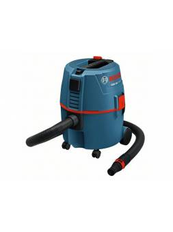 Пылесос BOSCH GAS 20 L SFC (1200 Вт, 19 л, класс: L, самоочистка: полуавтомат)