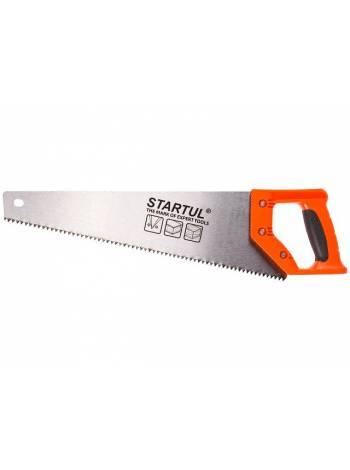 Ножовка по дер. 400мм с крупн. зубом STARTUL MASTER