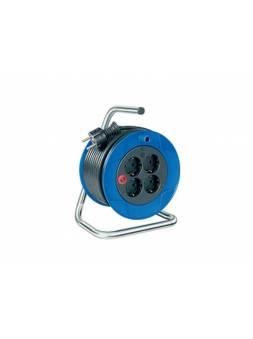 Удлинитель на катушке 15м (4 роз., 3.5кВт, с/з) Brennenstuhl Compact