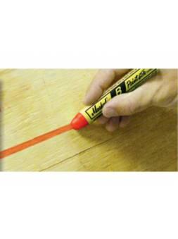 Маркер промышл. на основе твердой краски MARKAL ЖЕЛТЫЙ (толщ. линии 17 мм) (Цвет желтый)