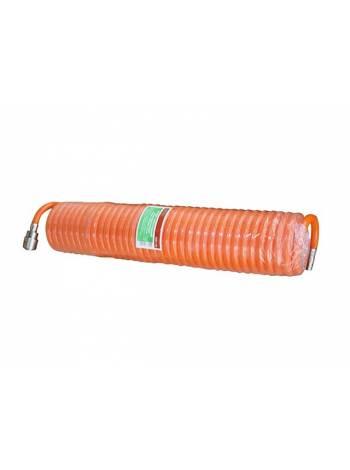 Шланг полиурет. спиральный ф 8/12 мм (длина 10 м)