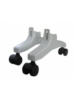 Ножка опорная с колесами к конвекторам Термия ЭВНА (комплект 2шт)