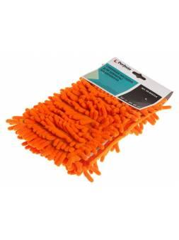 Сменная насадка для швабры из шенилла, оранжевая