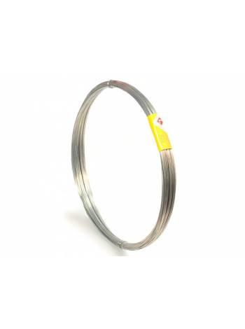 Проволока вязальная оцинкованная ф3.0мм (бухта 3кг) (ЮО)