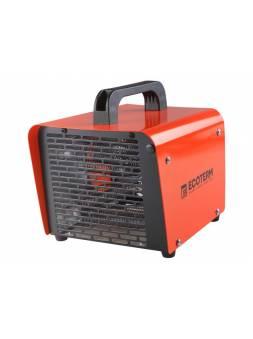 Нагреватель воздуха электр. Ecoterm EHC-02/11, кубик, 1 ручка, 2 кВт., 220В