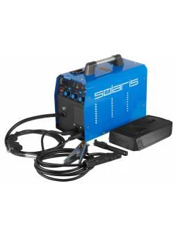 Полуавтомат сварочный Solaris MIG-203 (MIG/MMA)