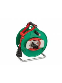 Удлинитель на катушке 40м (1 роз., 3.3кВт, кабель до -35С, с/з) Brennenstuhl Garant