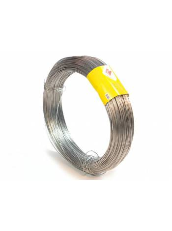 Проволока вязальная оцинкованная ф1.2мм (бухта 25кг) (ЮО)