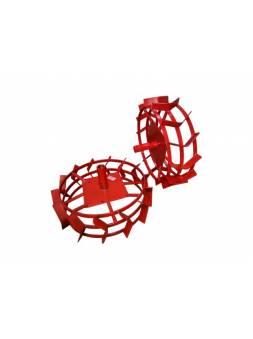 Грунтозацепы (комплект) ф 540/460 мм, шир. 160 мм, 6-гр. втулка 32 мм, 3 обруча ВРМЗ (для FERMER FM-901,902,903,907,1303,1309,1507, 1011MX, 1311MX, 15