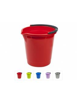 Ведро с носиком 10 л, DRINA (цвета в ассортименте)