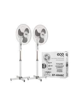 Вентилятор электрический напольный 35 Вт ECO EF-4040C