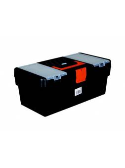 Ящик для инструмента пластмассовый Basic Line 40x21,7x16,6см (с лотком) (TAYG)