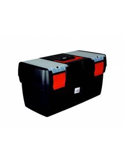 Ящик для инструмента пластмассовый Basic Line 50x25,8x25,5см (с лотком) (TAYG)