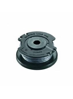 Головка триммерная BOSCH EasyGrassCut леска ф 1.6 мм полуавт. (леска до 1.6 мм, ф 21 мм, шпулька)