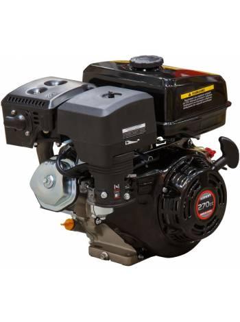 Двигатель бензиновый LONCIN G270F (Макс. мощность: 9 л.с; Цилиндр. вал д.25 мм.)