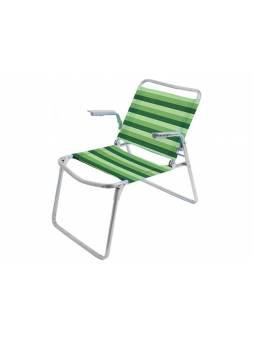 Кресло-шезлонг складное, NIKA (Цвета в ассортименте) К1