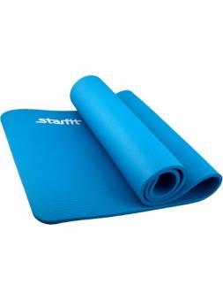 Коврик гимнастический FM-301-12-BL синий Starfit