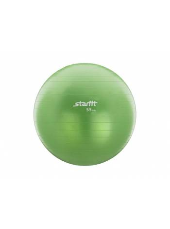 Фитбол 55 см зеленый GB-101-55-G Starfit