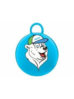 Фитбол Медвежонок 65 см GB-403-65-BL Starfit