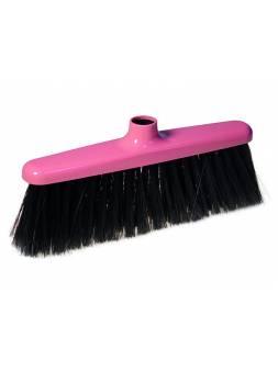 Щетка для уборки мусора ПРЕСТИЖ (розовый) (IDEA)