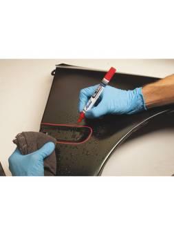 Маркер промышл. для временной маркировки на основе жидк. краски MARKAL SL130 ЧЕРНЫЙ (Толщина линии 3 мм. Цвет черный)