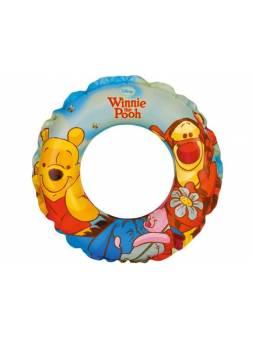 Надувной круг для плавания Винни Пух, 51 см, INTEX (от 3 до 6 лет)
