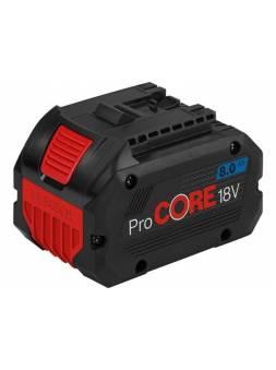 Аккумулятор BOSCH ProCORE 18V 18.0 В, 8.0 А/ч, Li-Ion