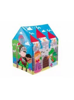 Игровой центр Королевский замок, 95х75х107 см, INTEX (для детей 3-6 лет)