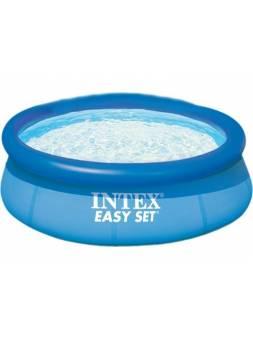 Надувной бассейн Easy Set, 244х76 см, INTEX (от 6 лет)