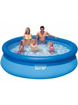 Надувной бассейн Easy Set, 305х76 см, INTEX (от 6 лет)
