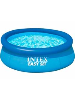 Надувной бассейн Easy Set, 396х84 см, INTEX (от 6 лет)
