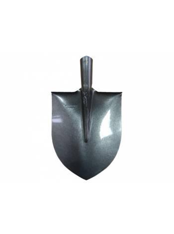 Лопата штыковая остроконечная из рельсовой стали S503 (БТЗ)