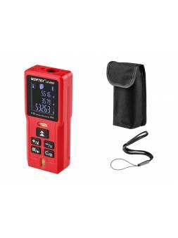 Дальномер лазерный WORTEX LR 4001 в кор. (0.03 - 40 м, +/- 2 мм/м,)