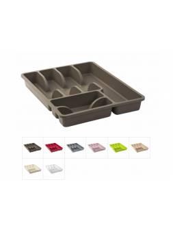 Лоток для столовых приборов Fiona M (Фиона M) 38х29 см, DRINA (цвета в ассортименте)