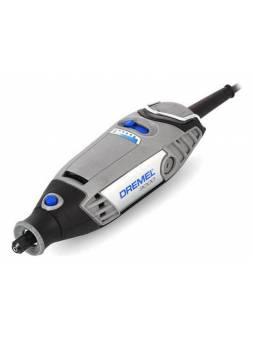 Гравер электрический DREMEL 3000-15 в кейсе + аксессуары (130 Вт, 10000 - 33000 об/мин, цанга 3.2 мм)