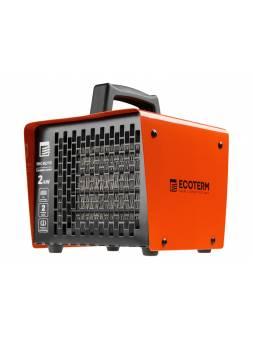 Нагреватель воздуха электр. Ecoterm EHC-02/1D (кубик, 2 кВт, 220 В, термостат, керамический элемент PTC)