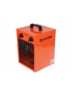 Нагреватель воздуха электр. Ecoterm EHC-03/1E (кубик, 3 кВт, 220 В, термостат)