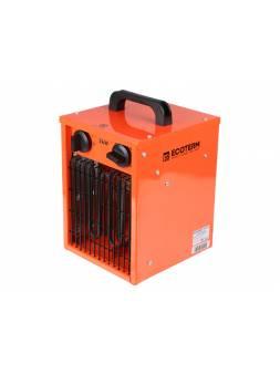 Нагреватель воздуха электр. Ecoterm EHC-02/1E (кубик, 2 кВт, 220 В, термостат)