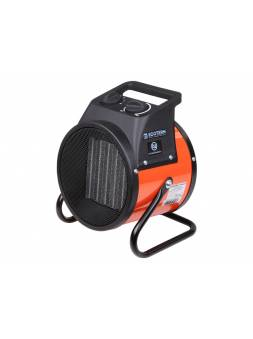 Нагреватель воздуха электр. Ecoterm EHR-03/1D (пушка, 3 кВт, 220 В, термостат,  керамика PTC)