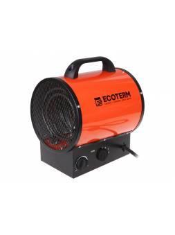 Нагреватель воздуха электр. Ecoterm EHR-05/3E (пушка, 5 кВт, 380 В, термостат)