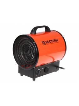 Нагреватель воздуха электр. Ecoterm EHR-09/3E (пушка, 9 кВт, 380 В, термостат)
